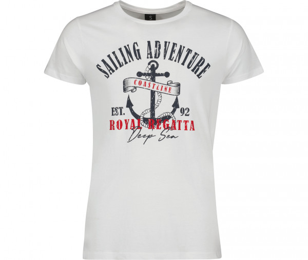 Sublevel Herren T-Shirt Sailing Adventure