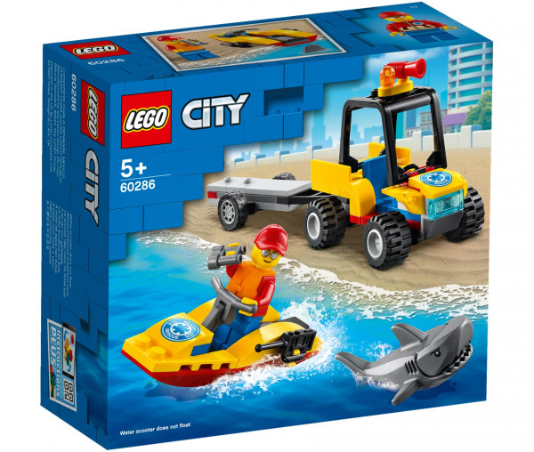 60286 LEGO® City Strand-Rettungsquad