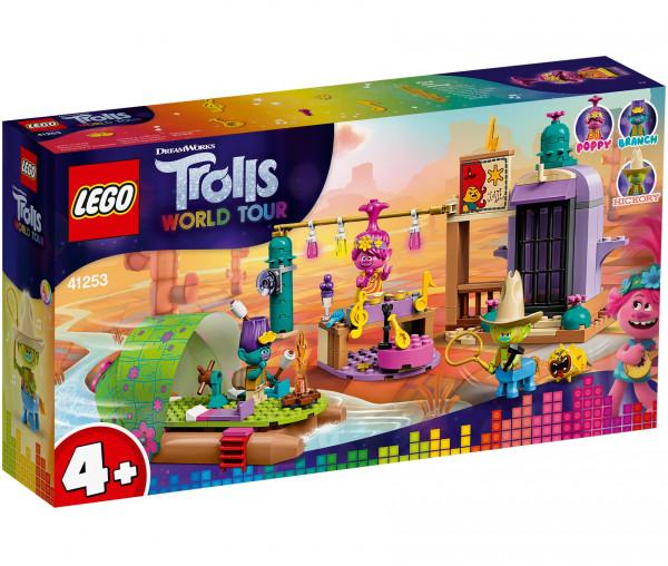41253 LEGO® Trolls Floßabenteuer in Einsamshausen