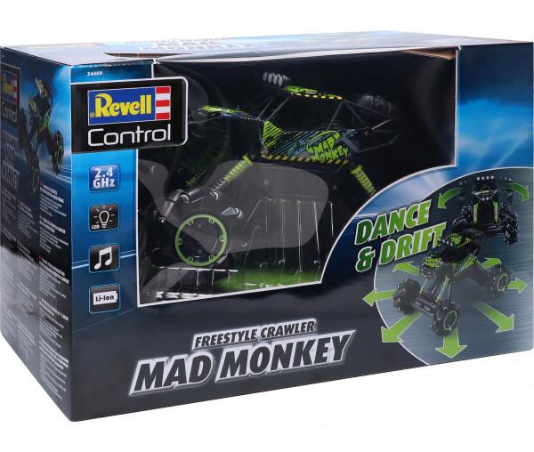 Revell Control Freestyle Crawler Mad Monkey