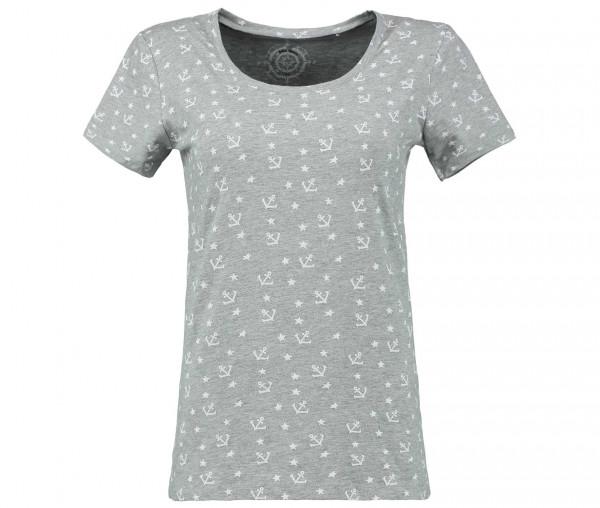 Julia Brown Damen T-Shirt