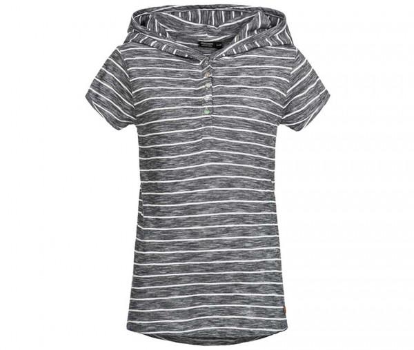 Eight2Nine Damen T-Shirt mit Kapuze