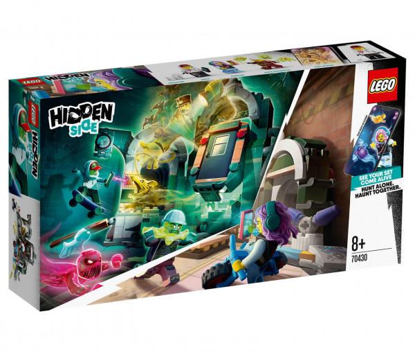 70430 LEGO® Hidden Side™ Newbury U-Bahn-Station
