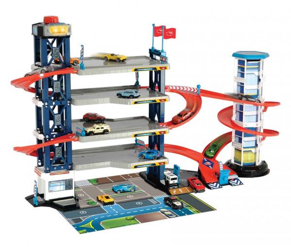 Dickie Toys Parking Garage