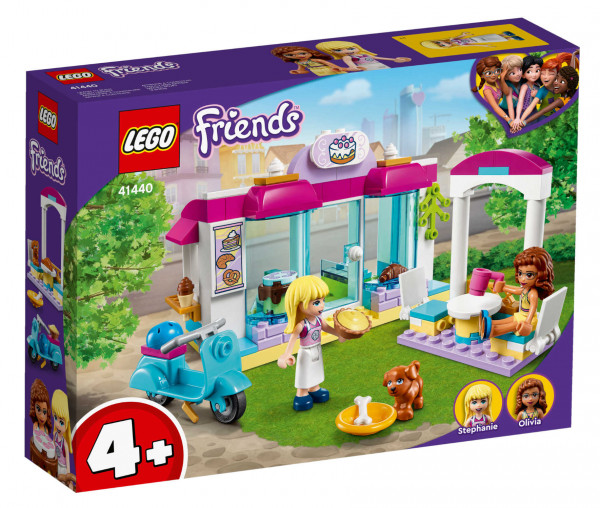41440 LEGO® Friends Heartlake City Bäckerei
