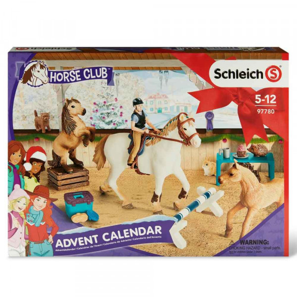 97780 Schleich Horse Club Adventskalender
