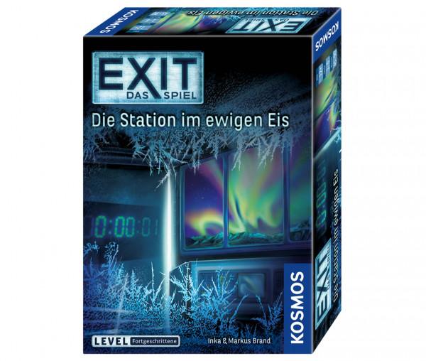 Kosmos Exit - Das Spiel Die Station im ewigen Eis