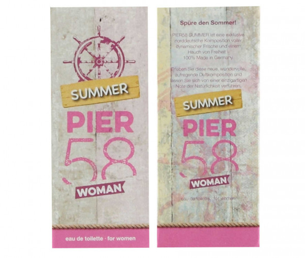 PIER 58 Summer Damenduft
