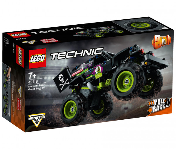 42118 LEGO® Technic Monster Jam® Grave Digger®