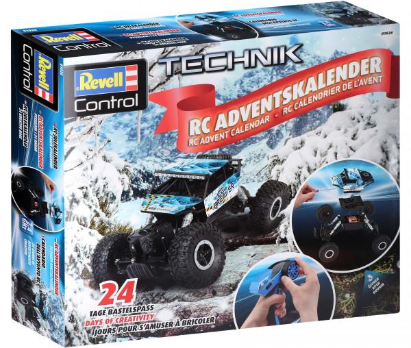 Revell Control Adventskalender RC Crawler 2020
