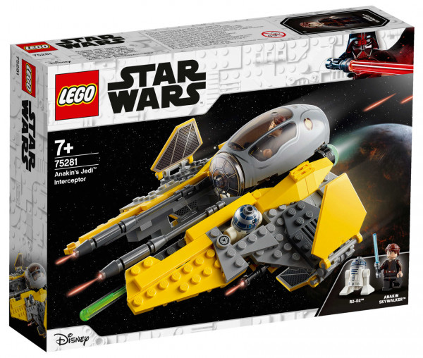 75281 LEGO® Star Wars™ Anakins Jedi™ Interceptor
