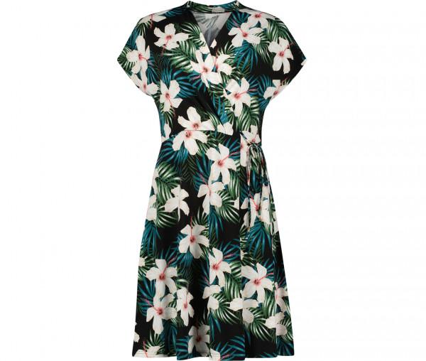 Julia Brown Damen Kleid JB05 Blumen