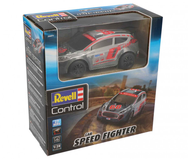 Revell Control Car Speed Fighter