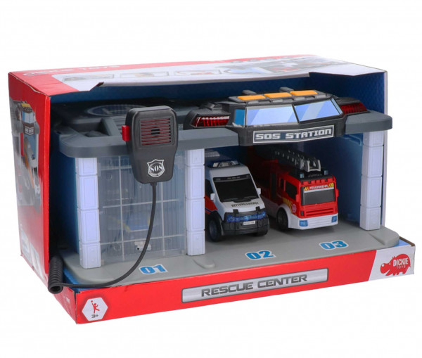 Dickie Toys Rettungsstation