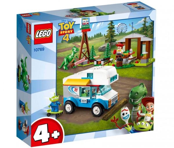 10769 LEGO® 4+ Ferien mit dem Wohnmobil
