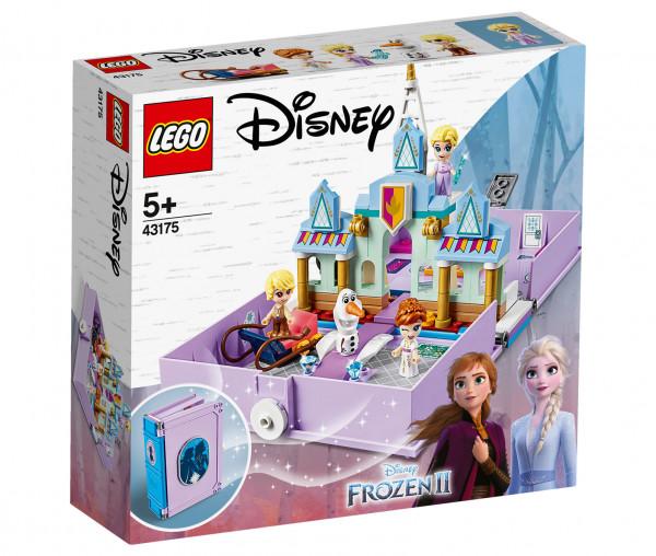 43175 LEGO® Disney™ Annas und Elsas Märchenbuch