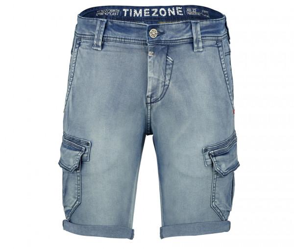 Timezone Herren Slim Short StanleyTZ