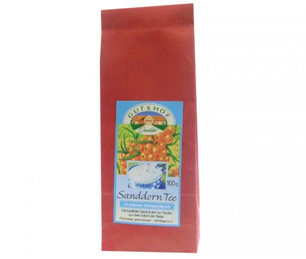 Avita Sanddorn Tee mit leckerem Sahnegeschmack