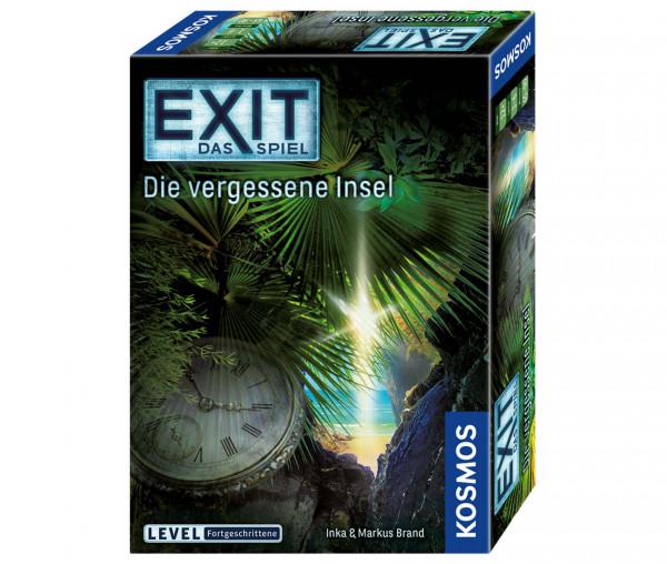 Kosmos Exit - Das Spiel Die vergessene Insel