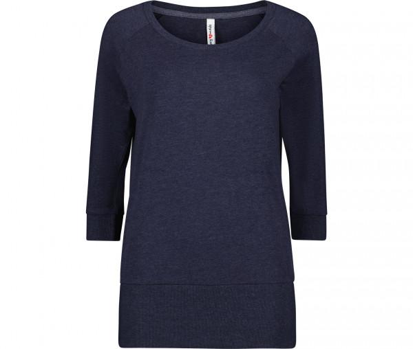 Marymaids Damen Shirt Nery Unifarben