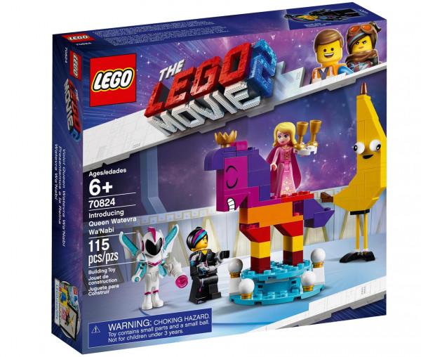 70824 THE LEGO® MOVIE 2™ Das ist Königin Wasimma Si-Willi