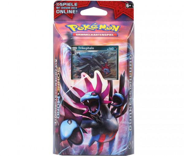 Pokémon Sonne & Mond Themendeck Aufziehen der Sturmröte