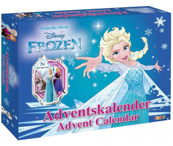 Craze Adventskalender Disney Frozen