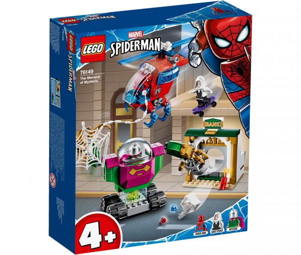 76149 LEGO® Marvel Super Heroes Mysterios Bedrohung