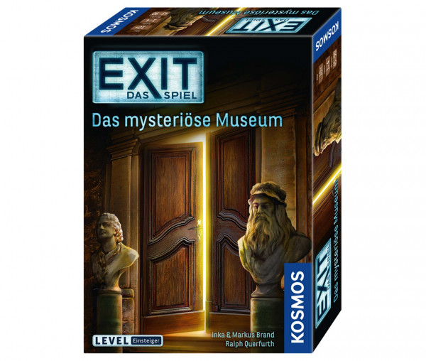 Kosmos Exit - Das Spiel Das mysteriöse Museum