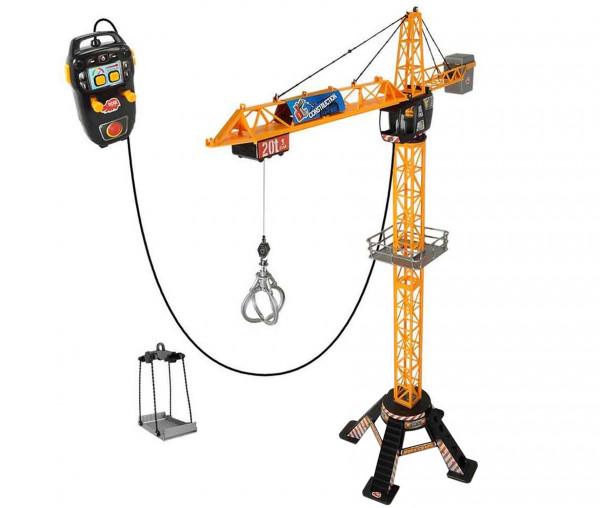 Dickie Toys Mega Crane 120 cm