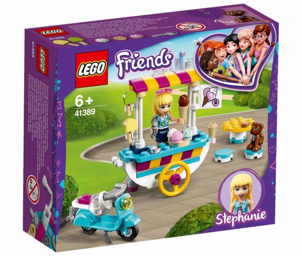 41389 LEGO® Friends Stephanies mobiler Eiswagen