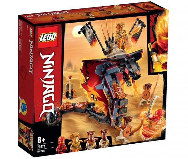 70674 LEGO® NINJAGO® Feuerschlange