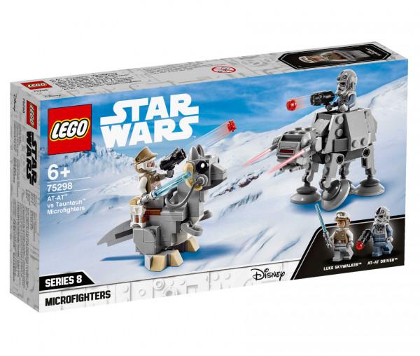 75298 LEGO® Star Wars™ AT-AT™ vs. Tauntaun™ Microfighters