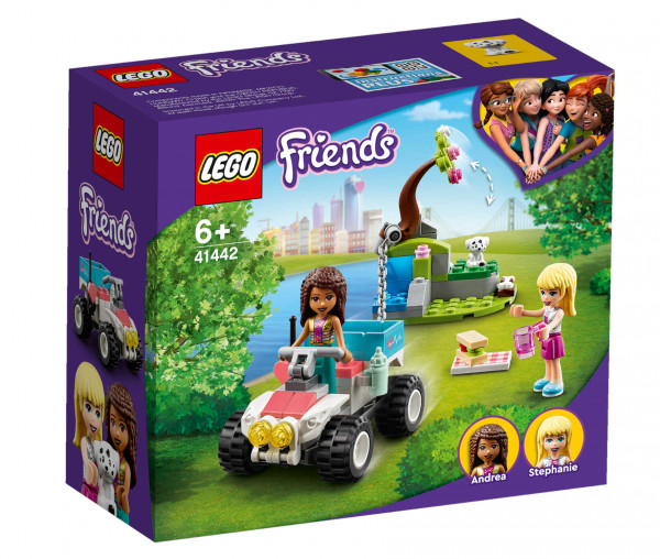 41442 LEGO® Friends Tierrettungs-Quad