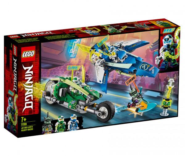 71709 LEGO® NINJAGO® Jay und Lloyds Power-Flitzer