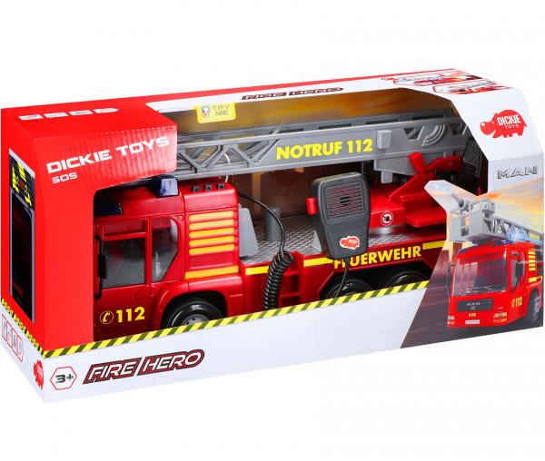 Dickie Toys Feuerwehr Fire Hero