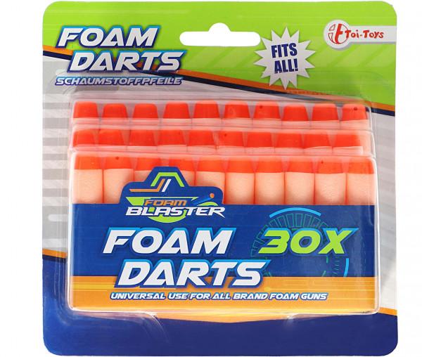 Toi-Toys Schaumstoff Darts Munition