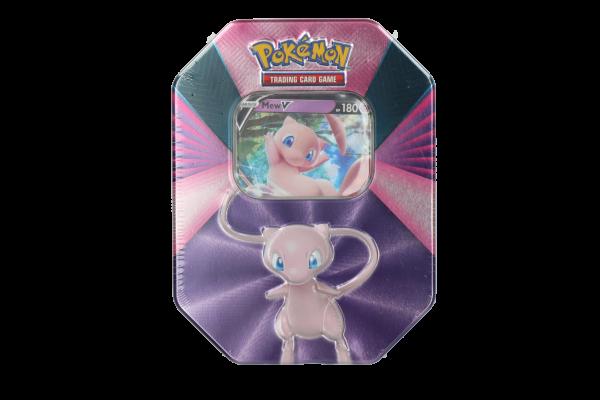 Pokémon Spring Tin Mew-V