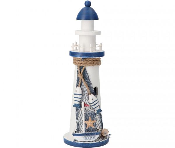 Tony Brown Leuchtturm Fischernetz