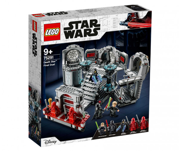 75291 LEGO® Star Wars™ Todesstern™ – Letztes Duell