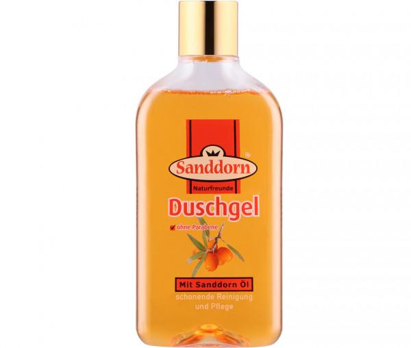 Naturfreunde Duschgel mit Sanddorn-Öl