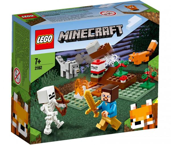 21162 LEGO® Minecraft™ Das Taiga-Abenteuer