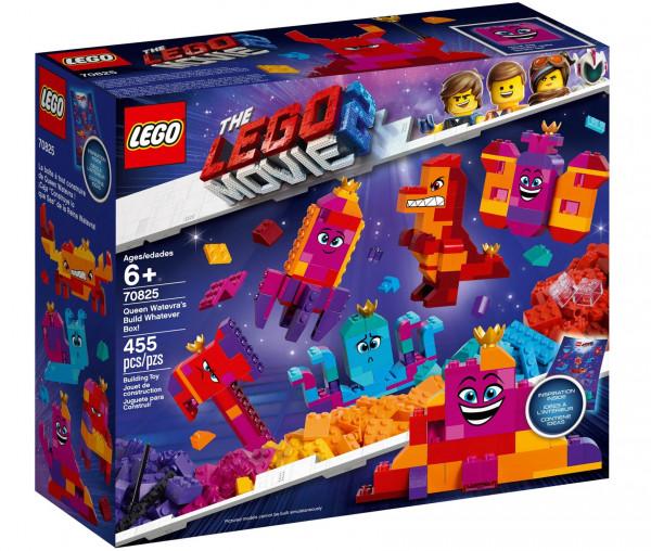 70825 THE LEGO® MOVIE 2™ Königin Wasimma Si-Willis Bau-Was-Du-Willst-Box!