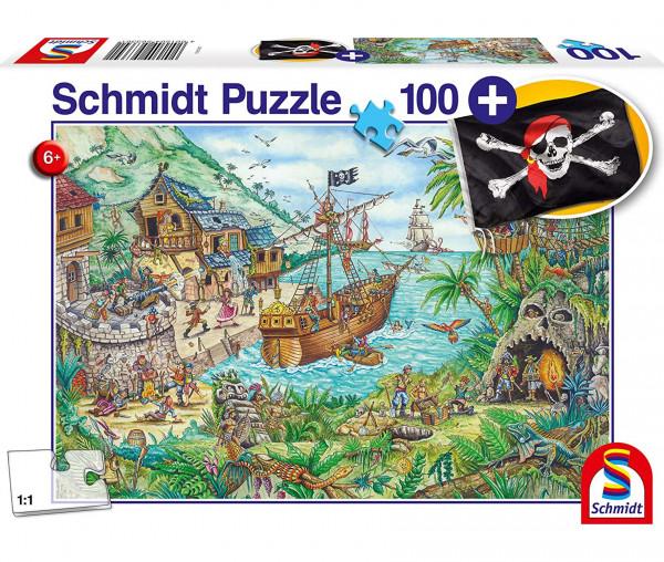 Schmidt Puzzle In der Piratenbucht