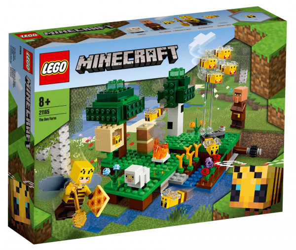 21165 LEGO® Minecraft™ Die Bienenfarm