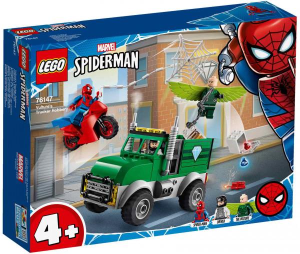 76147 LEGO® Marvel Super Heroes Vultures LKW-Überfall