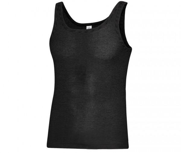 ESGE Herren Unterhemd schwarz
