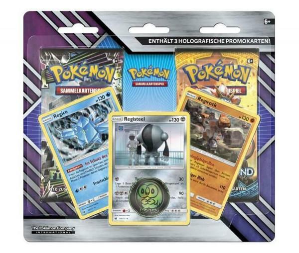 Pokémon Enhanced 2-Pack Blister #02 DE
