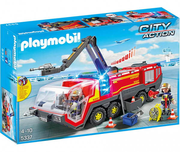 Playmobil 5337 - Flughafenlöschfahrzeug