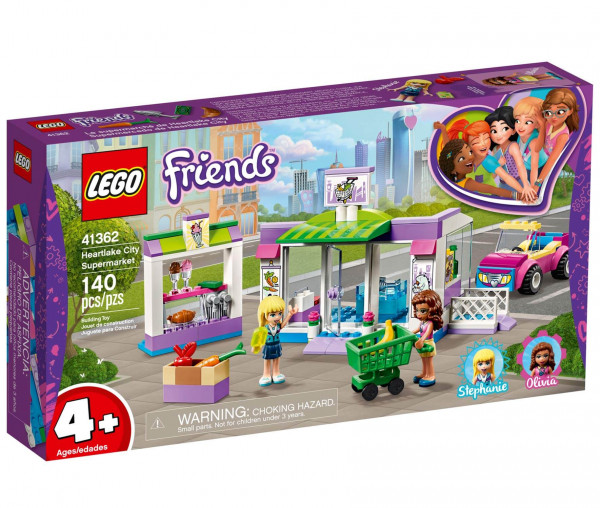 41362 LEGO® Friends Supermarkt von Heartlake City